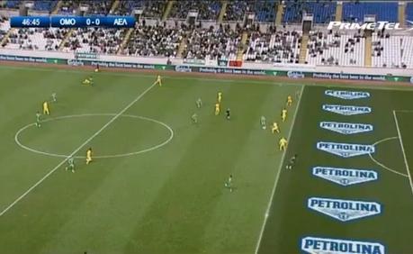 Quand le hors-jeu est sponsorisé à la télévision chypriote
