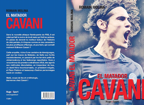 Découvrez le livre: «Cavani, El Matador»