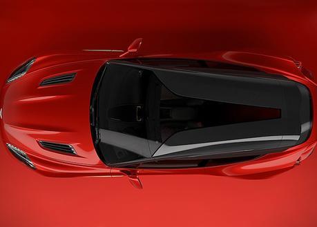 Découvrez l'Aston Martin Vanquish Zagato Shooting Brake