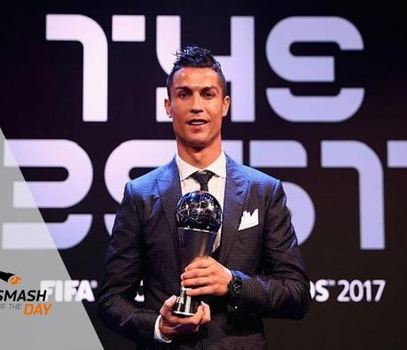 « The Best », c'est bien CR7