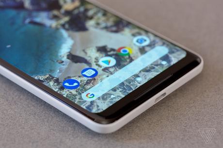 Des gros problèmes les plus divers pour le lancement du Google Pixel 2