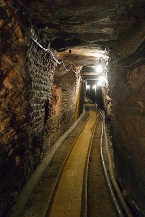 autriche styrie salzkammergut altaussee mines sel