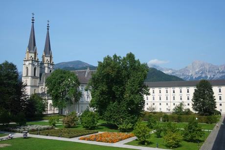 autriche styrie stift monastère admont