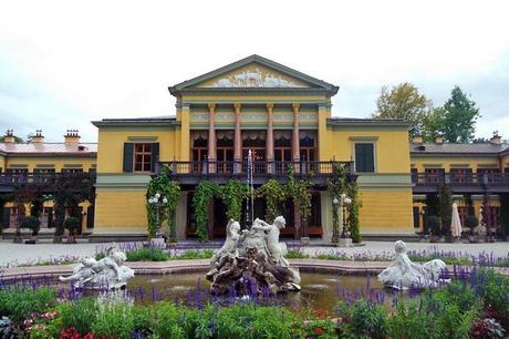 autriche haute-autriche salzkammergut bad ischl kaiser villa