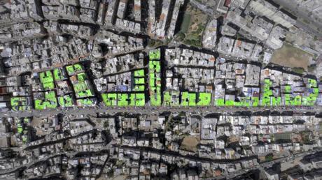 Salam ! La politique en surface dans le street art arabe