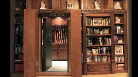 Et si vous installiez une pièce secrète chez vous ?