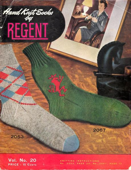 25 patrons de chaussettes au tricot gratuits