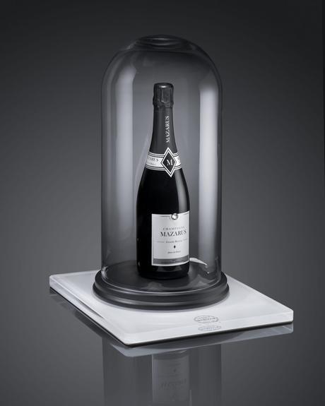 Mazarus, le Champagne inspiré par la joaillerie.