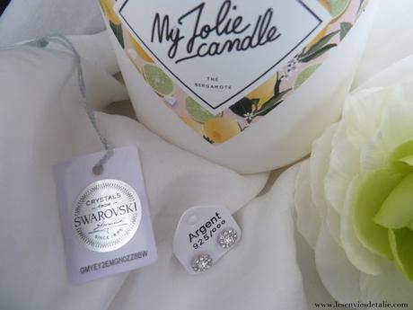 My Jolie Candle - un concept bougrement séduisant !
