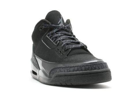 Air Jordan 3 Black Cat