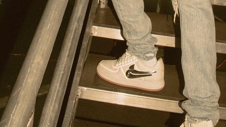 "Travis Scott x Nike Air Force 1 ""35 Anniversary"""