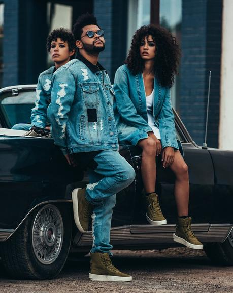 The Weeknd dévoile la collection XO x Puma Season 2