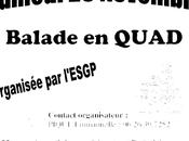 Balade Quad d'ESGP Guizerix (65), samedi novembre 2017