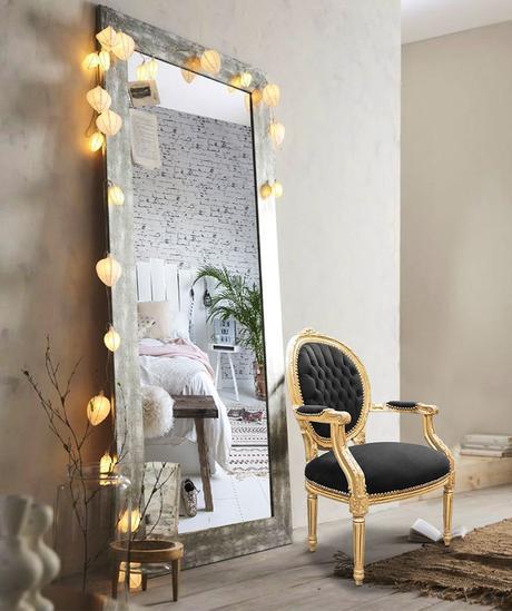 Le fauteuil de style Louis XVI en mode solitaire