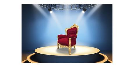 Le fauteuil fait son show !