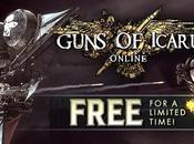 (Bon plan) Guns Icarus Online offert pendant jours