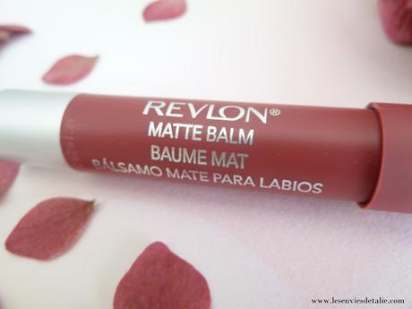 Baume Mat Colorburst de Revlon - Bonne surprise ou flop total ?
