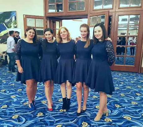 L'équipe féminine d'échecs de Pologne emmenée par Monika Socko