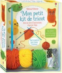 [Chronique] Mon petit kit de tricot - Éditions Usborne