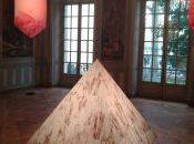 Mona Bismarck American Center s'expose câbles infrarouge