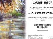 Laurie Bréda expose Annecy-le-Vieux