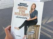 Livre Journal d'une intolérante alimentaire