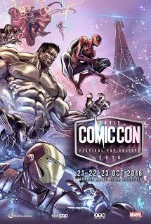 COMIC CON ET CONVENTIONS GEEK POP CULTURE : DES SUPERMARCHÉS SUPER-HEROIQUES?