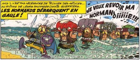 Le Village d'Astérix est-il en Normandie ?