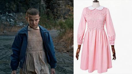 HALLOWEEN : Dress like Eleven in Stranger things