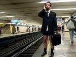 L'homme quai gare, retour d'Afrique