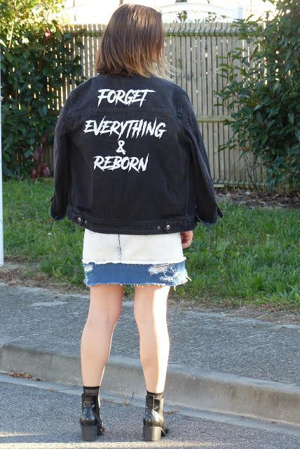 Forget Everything & Reborn