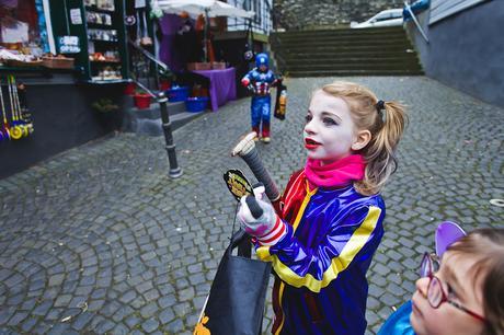 Happy Halloween - Monschau ! Du bonheur et des sourires.