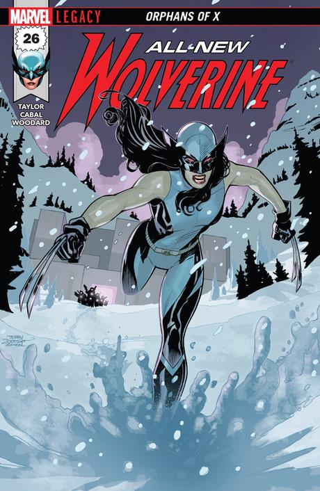 All-New Wolverine #26