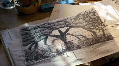Stranger Things : Will's Drawing