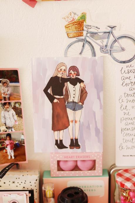 La Dolce Vita : une papeterie féminine et stylée