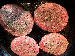 Salisbury Steak Steak Aux Champignons