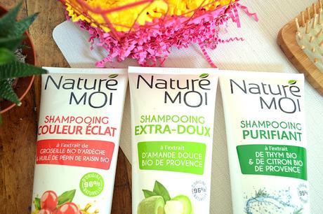 Que valent les shampoings à petits prix de chez Naturé Moi ?