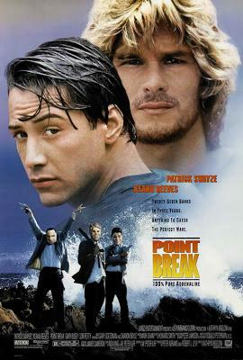 Point Break - Kathryn Bigelow (1991)