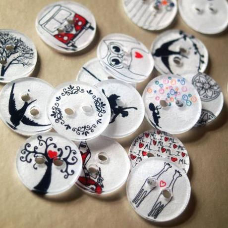 plus de 10 astuces pour fabriquer des boutons des astuces pour les coudre lire. Black Bedroom Furniture Sets. Home Design Ideas