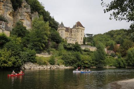 Le Périgord noir : Château de la Malartrie