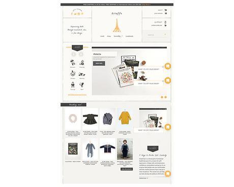 Ziraffe e-shop