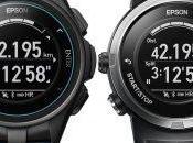 Epson lance gamme montres running/triathlon