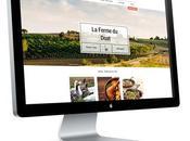 Création site