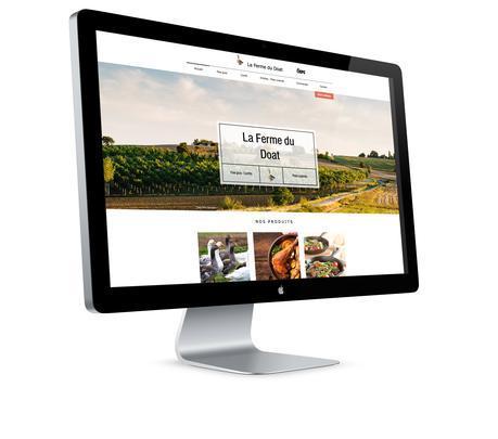 Création site web 32
