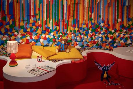 Un Airbnb en LEGO ouvre au Danemark