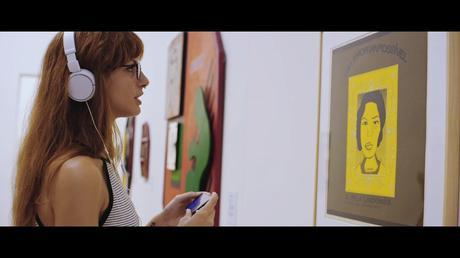 The Voice of Art : quand l'IA arrive au musée