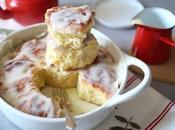 Cinnamon rolls parfaits {brioche roulée cannelle}