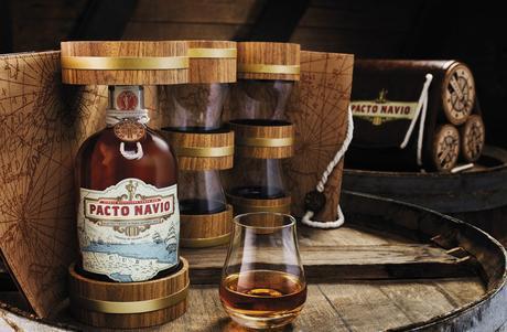 PACTO NAVIO, un authentique rhum cubain avec un finish en fûts de Sauternes