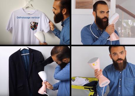 Test et Avis du Défroisseur Style Pure Touch de Philips