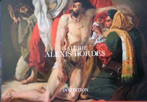 Galerie Alexis BORDES  « Le Goût Français II  » 7 Novembre- 22 Décembre 2017